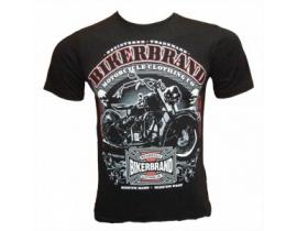 Tricou Biker Brand
