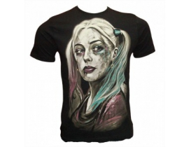 Tricou Suicide Squad Harley Quinn blk