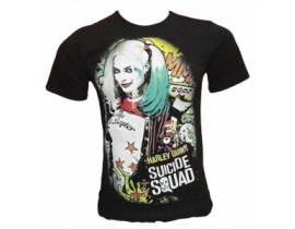 Tricou Suicide Squad Harley Quinn