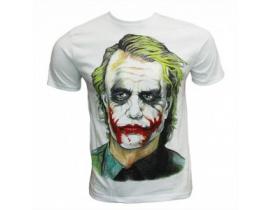 Tricou Joker wht