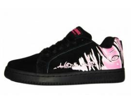 America skate fantasy girl negru roz
