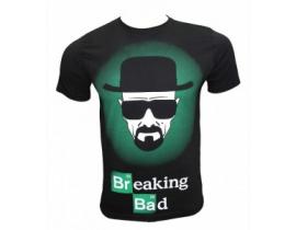 Tricou barbati,negru,Breaking Bad
