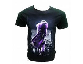 Tricou barbati,negru,Joker orj 029