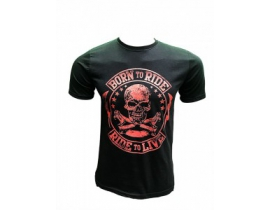 Tricou Born to Ride,Ride to Live