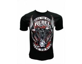 Tricou Rebel Pride,Live to Ride