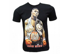 Tricou Iron Mike Black