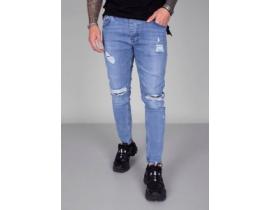 Urban slim jeans blue Black Island