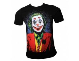 Urban-Tricou Joker negru