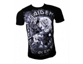 Tricou Iron Maiden,Rumeber of the beast