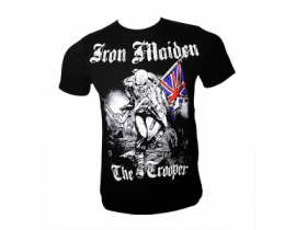 Tricou Iron Maiden,The Trooper