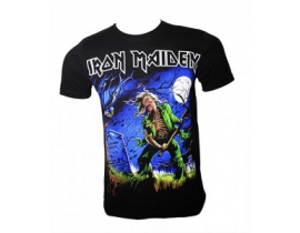 Tricou Iron Maiden,Benjamin Breeg