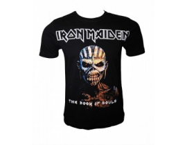 Tricou Iron Maiden,The Book of Souls