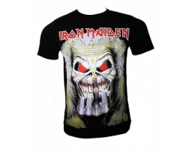 Tricou Iron Maiden, fuk you