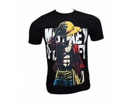 Tricou negru,Monkey D Luffy
