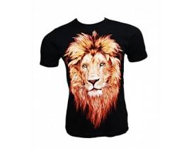 Tricou negru  Lion King