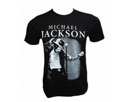 Tricou negru Michael Jackson