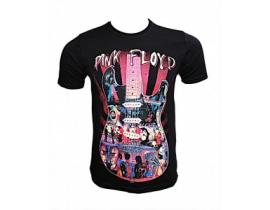 Tricou negru barbati Pink Floyd