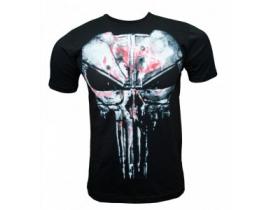 Tricou negru pentru barbati,The Punisher