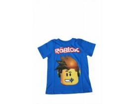 Tricou copii Roblox  albastru