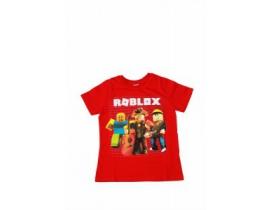 Tricou copii Echipa Roblox  rosu