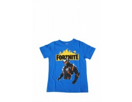 Tricou copii Fortnite albastru