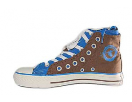 High tops America canvas 114412