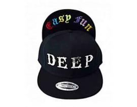 Sapca Deep metal logo mlm 006