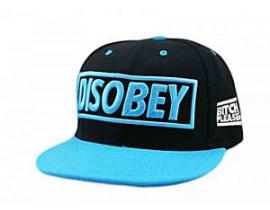 Sapca Snapback Hats Disobey