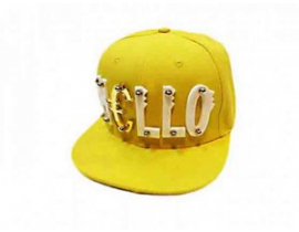 Sapca Snapback Hats Hello