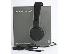 Casti audio Sound Intone model 0023abc331 culoare negru