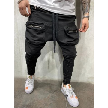 Pantaloni pocket black model 2Y SS287321